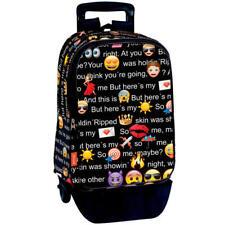 Mochila Trolley emoji Talk 42cm