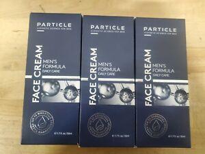 3 Bottles Particle For Men Face Cream Anti Aging