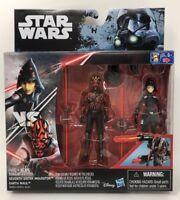 Disney Star Wars Rebels Seventh Sister Inquisitor Vs Darth Maul