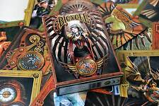 ANNE STOKES STEAMPUNK BICYCLE PLAYING CARDS POKER SIZE STANDARD INDEX MAGIC