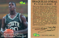 *Lot of 50* SHAQUILLE O'NEAL OLYMPICS CLASSIC PROMO ROOKIE CARD
