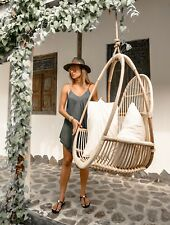 SWING HENRY-  single hanging CHAIR for indoor and outdoor