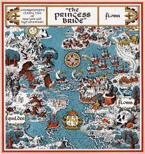 The Princess Bride Map > Inigo Montoya > Westley > Buttercup > Fezzik > Print