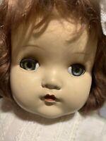 Madame Alexander Precious Little Genius Hard Plastic & Magic Skin Baby Doll