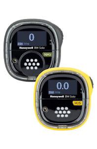 Honeywell BW Solo - Portable Single Gas Detection - NO2 (Nitrogen dioxide)