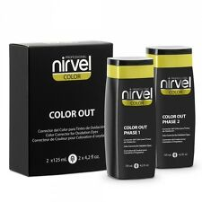 COLOR OUT - Hair colour corrector for oxidation dyes