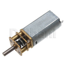 12V DC 200 RPM High Torque Open Gearbox Electric Motor
