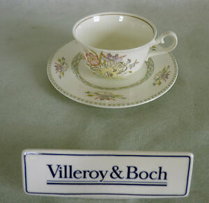 V&B Villeroy & Boch  Heinrich CHIA CHING  1x Teetasse + UT