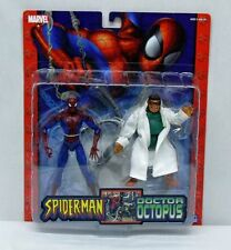 Spider-Man Two Action Figure Set Spider-Man Doctor Octopus ToyBiz 2004 S158-9