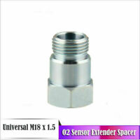Oxygen Sensor O2 Lambda Extender Extension Spacer For M18 x1.5 Decat Hydrogen SS