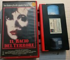 VHS - IL BACIO DEL TERRORE di Pen Densham [RCA]