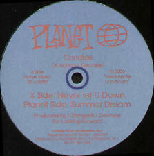 Candice - Never Let U Down / Summer Dream - Planet