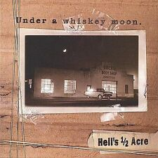 NEW Under a whiskey moon (Audio CD)