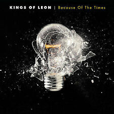 KINGS OF LEON Because Of The Times CD BRAND NEW