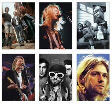 Nirvana Kurt Cobain 6 Card POSTCARD Set