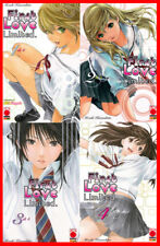 FIRST LOVE LIMITED. nn. 1/4 Completa - Planet - NUOVO - 100% Fragola