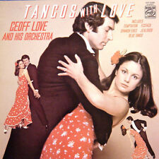 Geoff Love Tangos With Love UK Press 1978 LP