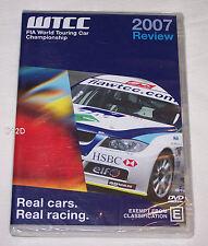 FIA World Touring Car Championship WTCC 2007 Season Review DVD New