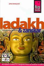 Ladakh & Zanskar Reiseführer REISE KNOW-HOW 08 Handbuch NEU Indien Klein-Tibet