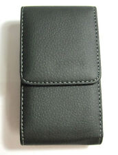 Belt Clip Pouch Holster New Black Leather Case FOR Apple iPhone 7 iPhone 8