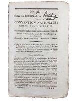 Cherbourg en 1794 Le Havre Mailly Visset Nancy Berne Suisse Danton Révolution