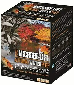 Microbe Lift  Autumn Winter Prep AUTPREP 1-Quart Pond