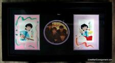 RON CAMPBELL Signed ORIG. ART of GEORGE & RINGO for The Beatles TV CartoonSeries