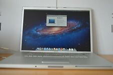 "Apple MacBook Pro A1229 17"" Laptop 500GB 2.4ghz 2GB ram (Rare collectors Mac)"