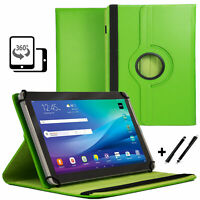 "Tablet 10.1"" Hülle Tasche für Samsung Galaxy Tab A 10.1 2019 Wi-Fi Grün 360"