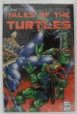 Teenage Mutant Ninja Turtles #3 (Oct, 1987, Mirage) VF