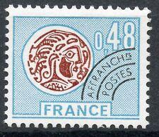 TIMBRE FRANCE NEUF PREOBLITERE N° 135 ** / MONNAIE GAULOISE