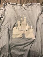 Adult Large Disney Castle Home Shirt