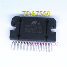 1PCS TDA7560 ST ZIP-25 4x45W Quad Bridge Car Radio Amplifier plus