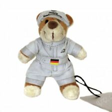 Michael Schumacher F1 Official Teddy Bear Keyring