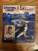 NEW~CHIPPER JONES~ATLANTA BRAVES~Starting Lineup Action Figure~1997 Ed~10th Year