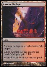 MTG Magic - (U) Zendikar - Akoum Refuge - SP