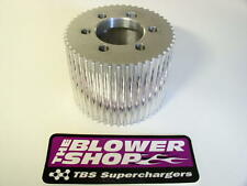 BLOWER SHOP 8049 CNC 49 TOOTH 8MM SUPERCHARGER DRIVE PULLEY