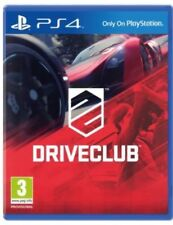 DriveClub PS4 PlayStation 4 - Excellent - FAST & FREE Delivery