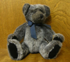 """Russ Berrie #2113 YARWOOD, VINTAGE COLLECTION 13"""" Teddy Bear From Retail Store"""
