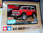 Tamiya # 58469 1/10 RC Ford Bronco 1973 - CC01 NEW IN BOX