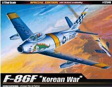 12546 1/72 USAF F-86F KOREAN WAR