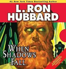 Sci-Fi / Fantasy Short Stories Collection: When Shadows Fall by L. Ron Hubbard