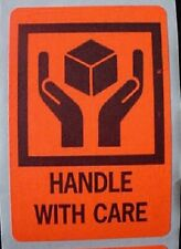 Handle With Care - Shipping Labels - 500ct Roll