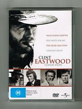 Clint Eastwood (4-Movie Collection) Dvd 4-Disc Set Brand New & Sealed