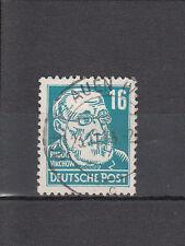 DDR, 332  a  Köpfe II,  gestempelt, einwandfrei ,siehe Scan