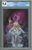 Marauders #1 CGC 9.8 Land Virgin Edition Unknown Comics Elite Excl. COA LTD 500