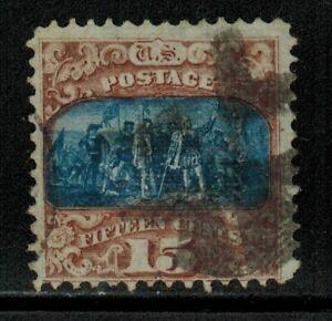 United States #119 1869 Used