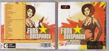 FUNK CONSPIRACY - (Temptations, Earth, Wind & Fire...) CD near mint