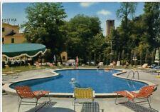 MONTEGROTTO Padova Hotel ANTICHE TERME piscina sauna pool Schwimmbad piscine VG