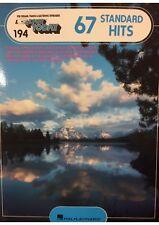 EZplay today 194 :-67 Standard Hits